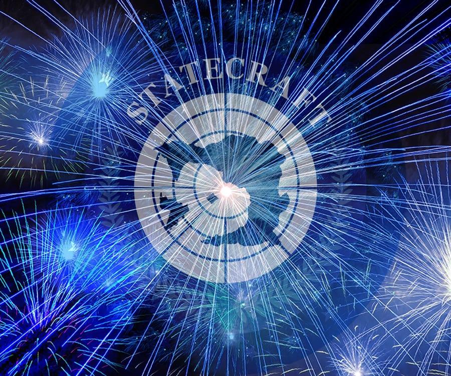 Statecraft Fireworks Logo